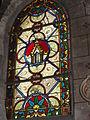 Onesse-et-Laharie (Landes) église, vitrail 01.JPG