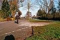 Op de ligfiets bij Oude Verlaat, Westerdiep (39877505784).jpg