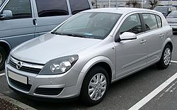 Opel Astra 2008.