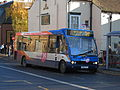 Optare Solo 47319 , Knifesmithgate , Chesterfield (5181949179).jpg