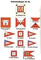 Organisationsbuc00nati 0 orig 0586 ORGANISATIONSBUCH DER NSDAP 1943 Tafel 40 Sturmabteilung SA Kommandoflaggen (Wimpeln, Standarte, Reitersturm-Stander etc) (public domain) EDITED.jpg