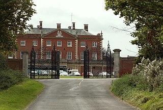 Orwell Park School Preparatory day and boarding school in Nacton, Suffolk, England