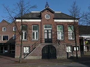 Beek en Donk - Former town hall of the municipality Beek en Donk