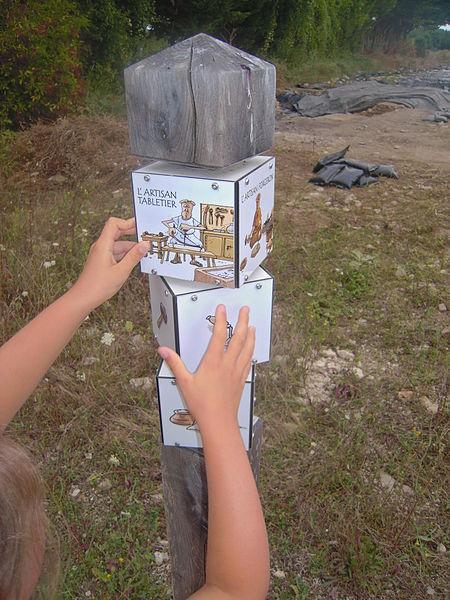 Outil pédagogique sur l'archéologie à Saint-Saturnin-du-Bois