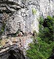 Outside of Škocjan cave.jpg
