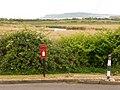 Overcombe, postbox № DT3 2, Oakbury Drive - geograph.org.uk - 1887715.jpg
