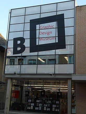 Stedelijk Museum Breda - Museum shop in 2008