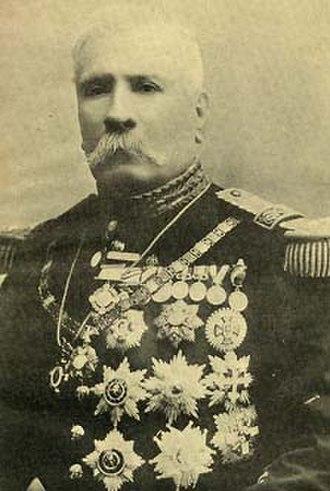Military history of Mexico - Porfirio Díaz.