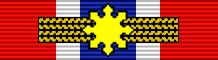 PHL Legion of Honor - Chief Commander BAR