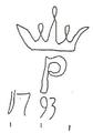 POL papiernia Przysucha filigran 1793.png