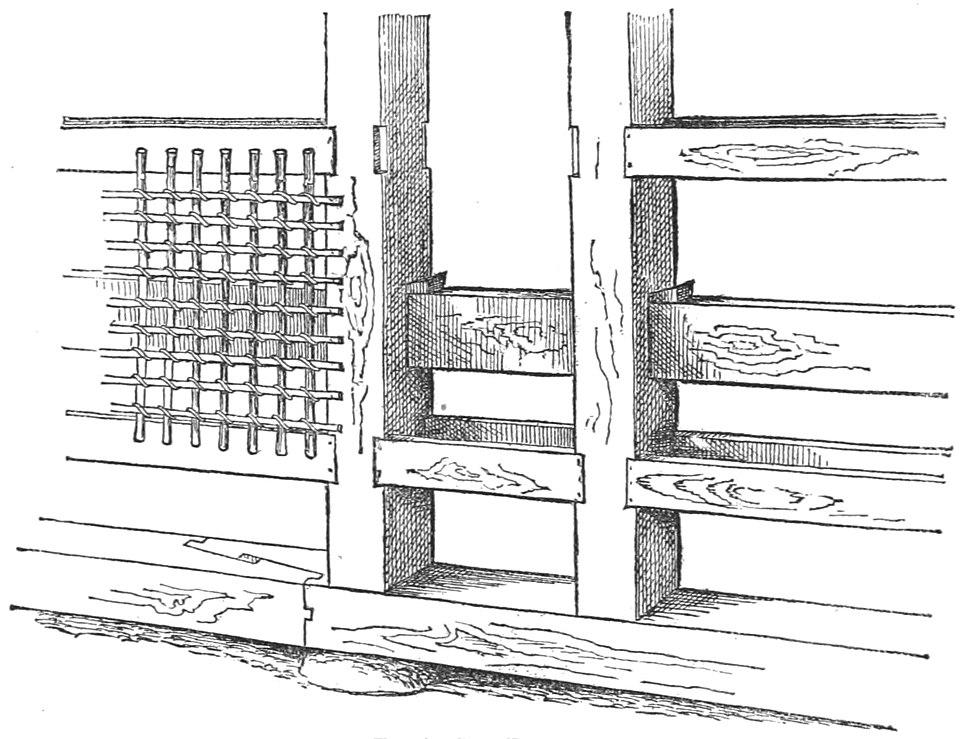 Timber framing - Howling Pixel