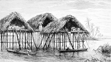 PSM V48 D553 Lake dwellings of santa rosa near maracaibo.jpg