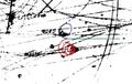 Paarbildung gamma p Desy Blasenkammer Rekonstruiert left.png