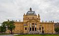 Pabellón del Arte, Zagreb, Croacia, 2014-04-20, DD 01.JPG
