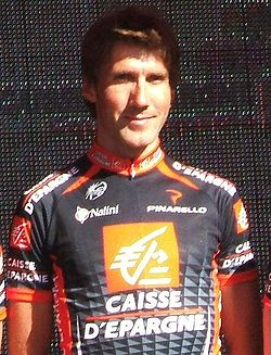 Pablo Lastras al Tour Down Under 2009