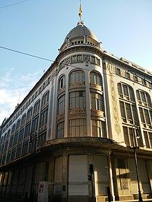 El Palacio De Hierro Wikipedia La Enciclopedia Libre