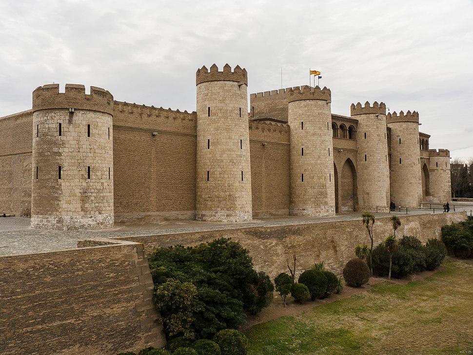 Palacio de la Aljafer%C3%ADa-Zaragoza - CS 07022010 130510 51347