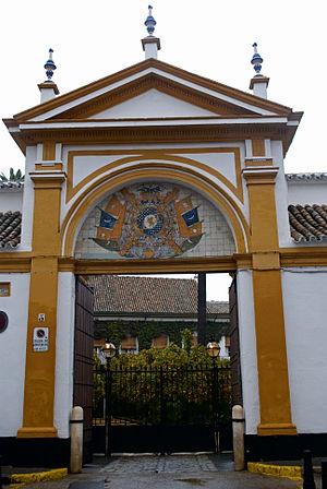 Palacio de las Dueñas - Image: Palacio de las Dueñas 001