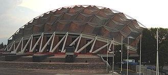 2015 FIBA Americas Championship - Image: Palacio de los Deportes