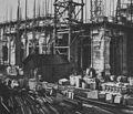 Palais Garnier 1864 construction photo of the east pavilion - Mead 1991 p152.jpg