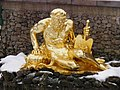 Palais de Peterhof - grande cascade - statue (1).jpg
