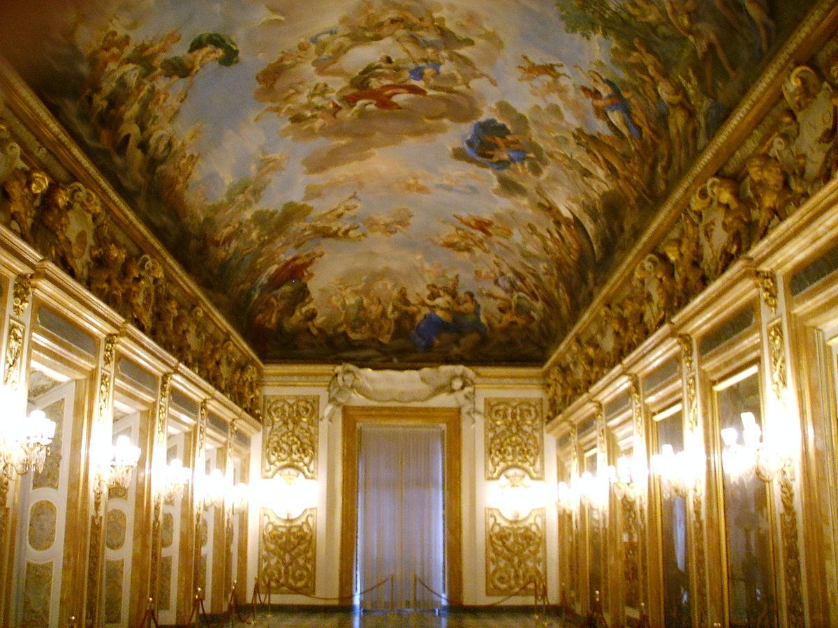 Palazzo Medici Riccardi, Galleria di Luca Giordano.JPG