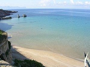 Gulf of Castellammare - Image: Palermo terrasini 1