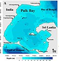 Palk Bay bathymetry.jpg