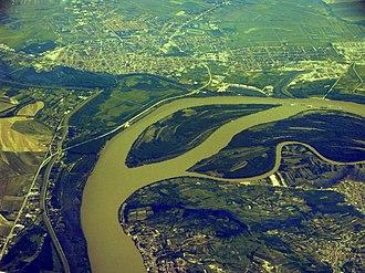 Pančevo - River island Forkontumac
