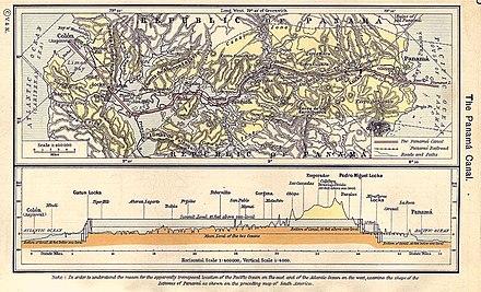 Panama Canal Zone - Wikipedia