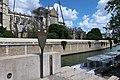 Panneau Histoire de Paris, quai de Montebello, Paris 5e.jpg