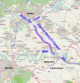 Pannerdensch Kanaal Location osm.png