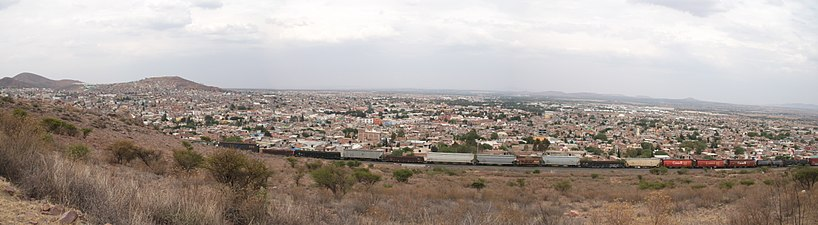 Panorama of Guadalupe
