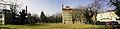 Panoramica dell'area ex Lanerossi, Schio - Centrale termica, Fabbrica Alta e lanificio Francesco Rossi.jpg