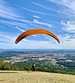 Paragliding in Tamborine Mountain, Queensland, Australia, 2020, 08.jpg