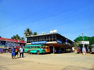 Paravur Municipal Bus Stand - Paravur Municipal Bus Stand