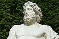 Parc de Versailles, demi-lune du bassin d'Apollon, Jupiter, Jean-Jacques Clérion 05.jpg
