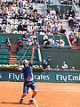 Paris-FR-75-open de tennis-25-5-16-Roland Garros-Taro Daniel-03.jpg