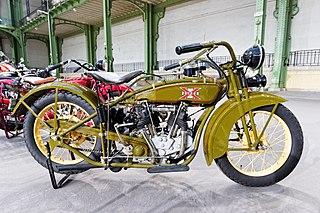 Excelsior Super X motorcycle