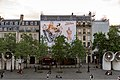 Paris 75004 Rue Saint-Martin nos 127-137 scaffolds 20170528.jpg