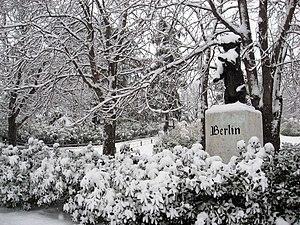 """Parque de Berlín (""""Berlin Park"""") in ..."""