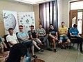 Participants of Edu Wiki camp in Serbia 2017 01.jpg
