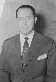 Pascoal Ranieri Mazzilli Former Brazilian politician