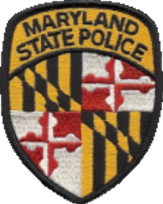 Maryland State Police - Image: Patch of the Maryland State Police