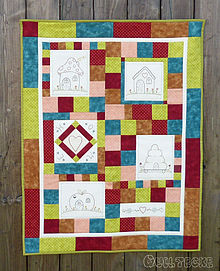 Patchwork wikipedia - Wandbehang patchwork ...