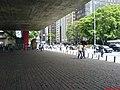 Pateo sob o MASP com a vista à Av Paulista - panoramio.jpg