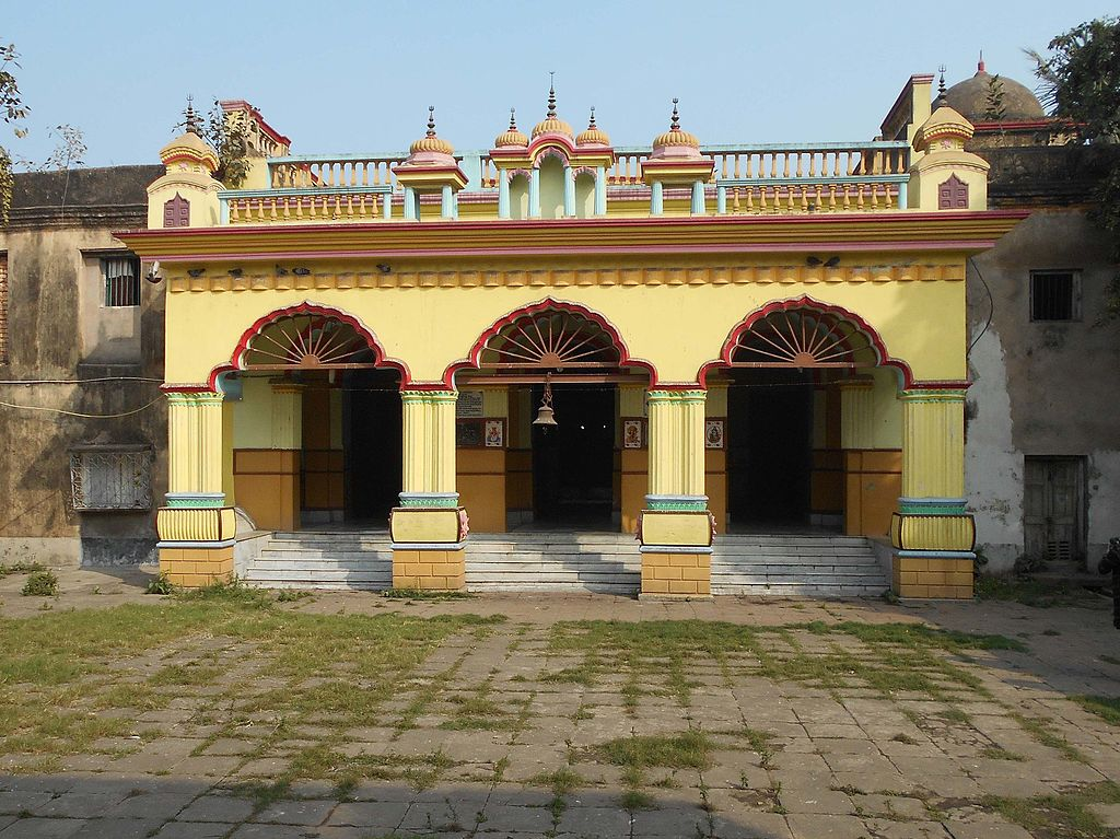 Patit Paboni Durga Temple (Photo: Indrajit Das)