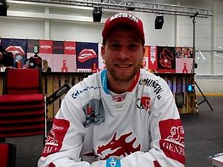 Patrik Husák Czech ice hockey player