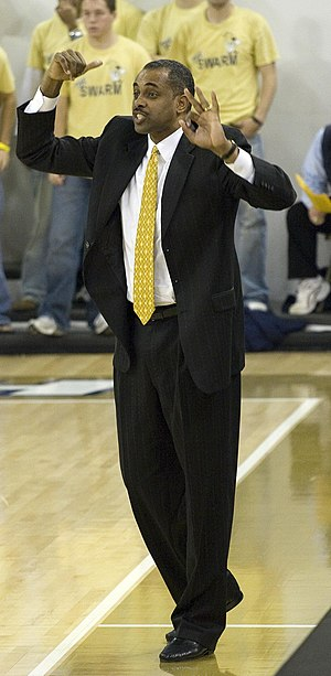 Paul Hewitt - Hewitt on the sidelines in 2006.