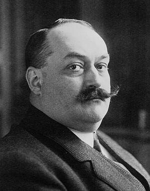 Paul Jourdain - Jourdain in 1919